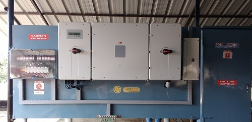 150kW Grid Tied RE150AB