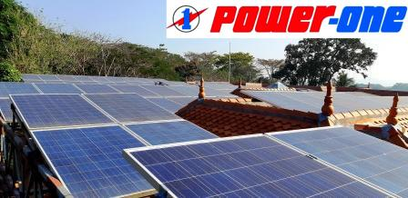 POWERONE 70KWp SOLAR PLANT [MODEL :P1S701819W]