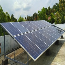 5kW Grid Tied Solar Power Plant 3 Phase