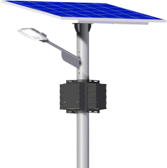 Solar LED Street Light 36W with Sungrace PV Module
