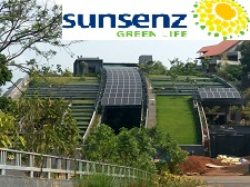 10kWp On Grid Solar Power Plant (SUNSENZ10 (WGr))